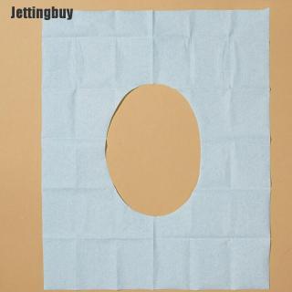 Jettingbuy 1 Gói 10 Miếng Giấy Lót Ghế Vệ Sinh Dùng Một Lần An Toàn Cho Sức Khỏe Bỏ Túi thumbnail