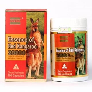 Viên uống hỗ trợ sức khỏe cho nam giới Red Kangaroo Costar 20800 Max thumbnail