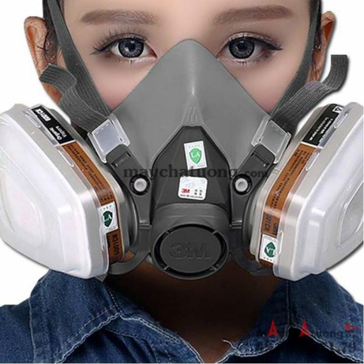 mặt nạ chống độc 6200