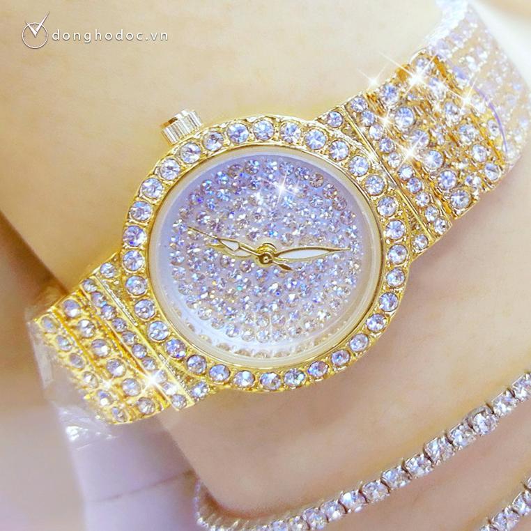 Nơi bán Đồng hồ nữ BS BEE SISTER MELANIE + Tặng Hộp & Pin