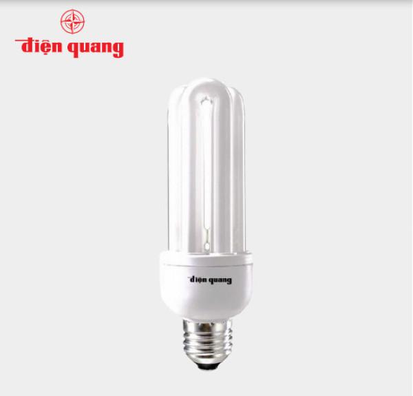 Đèn Compact Điện Quang chống ẩm ĐQ-CFL-AW-3U-20W-DL-E27, đèn chống ẩm