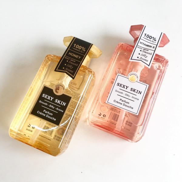 Sữa tắm nước hoa Sexy Skin 600ml Pháp sỉ lẻ giá rẻ