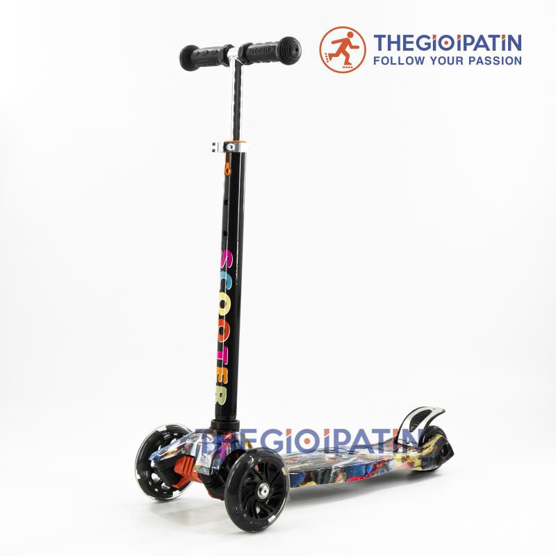Phân phối Xe Trượt Scooter 036ZM Cao Cấp - Dành cho bé từ 3 đến 9 tuổi