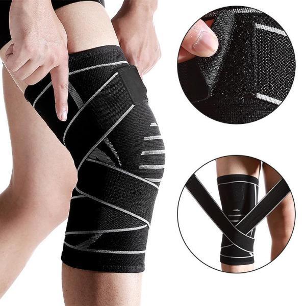 Bó gối thể thao - Đai bó gối bảo vệ chấn thương AB30