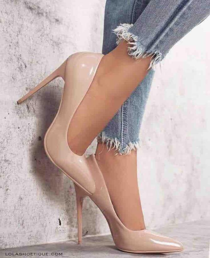 Giày Cao Gót 11P - VNXK Châu Âu - Bao Đẹp, sang chảnh - Đủ size đủ màu giá rẻ