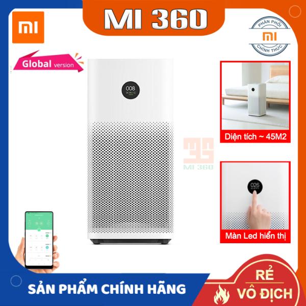 Máy Lọc Không Khí Xiaomi Mi Air Purifier 3H/ 3C✅ Màn Hình Led Hiển Thị✅ Kết Nối APP✅ Phiên Bản Quốc Tế