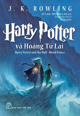 Fahasa - Harry Potter Và Hoàng Tử Lai - Tập 6 (Tái Bản 2017) Giá Tiết Kiệm Nhất Thị Trường