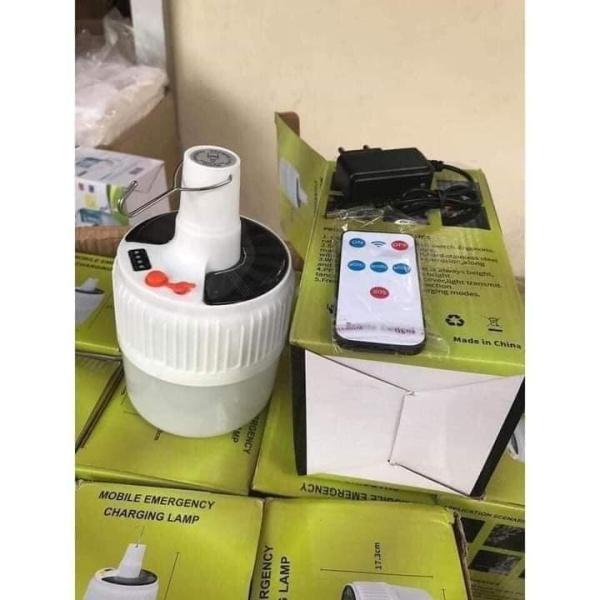 Bóng đèn tích điện Có điều khiển hót hít-Sạc tích điện thông minh kèm điều khiển-bóng led: độ sáng cao, tiết kiệm năng lượng