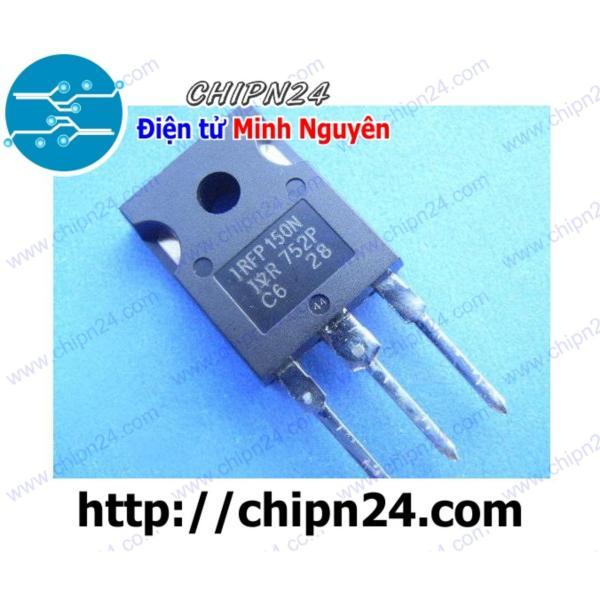 [1 CON] MOSFET IRFP150 IRFP150N TO-247 42A/100V (Kênh N)