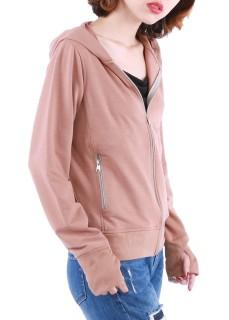 Áo khoác nữ chống nắng 4 túi dây kéo Phúc An 4045 thumbnail