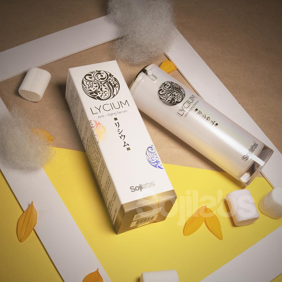 Huyết thanh ngăn ngừa lão hóa Lycium Serum Nhật Bản - 30 ml cao cấp