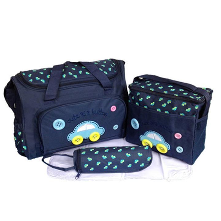 Bộ túi 3 chi tiết ô tô cho mẹ và bé