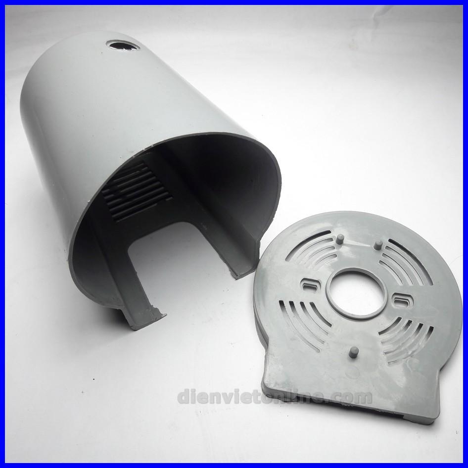 Bộ gáo quạt, nắp chụp sau quạt ( mặt nạ + gáo ) loại 1 - Shop uy tín và chất lượng ( giao màu ngẫu nhiên )