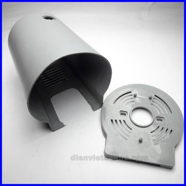 Bộ gáo quạt, nắp chụp sau quạt ( mặt nạ + gáo ) loại 1 - Điện Việt ( giao màu ngẫu nhiên )