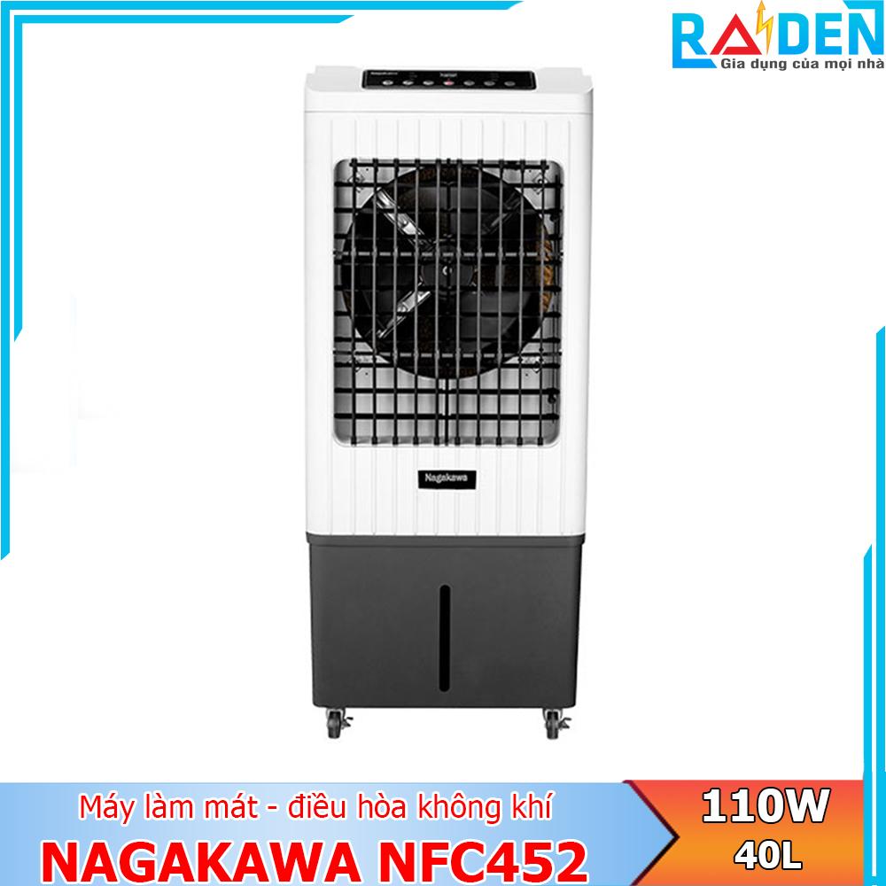Bảng giá Quạt làm mát Nagakawa NFC452 điều khiển từ xa, công suất 110W Điện máy Pico