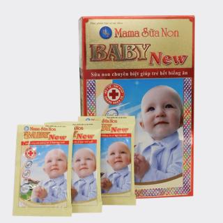 Mama Sữa Non Baby New 6g chuyên biệt dành cho trẻ biếng ăn - Hết biếng ăn sau 3 ngày thumbnail