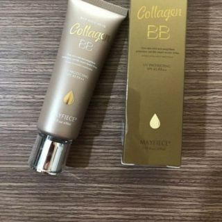Kem Nền BB Collagen Hàn QuốcCho Mịn Màng Tươi Trẻ Tự Nhiên SPF 45 PA ++ thumbnail