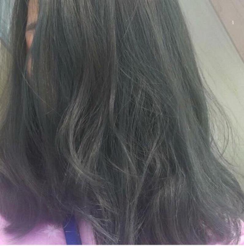 Thuốc Nhuộm tóc Nâu rêu không cẩn tẩy cao cấp