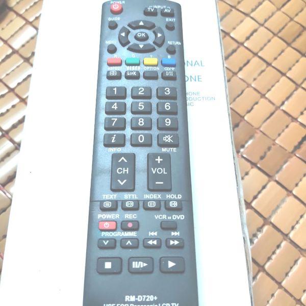 Bảng giá Remote điều khiển Panasonic LCD TV - RM-D720+