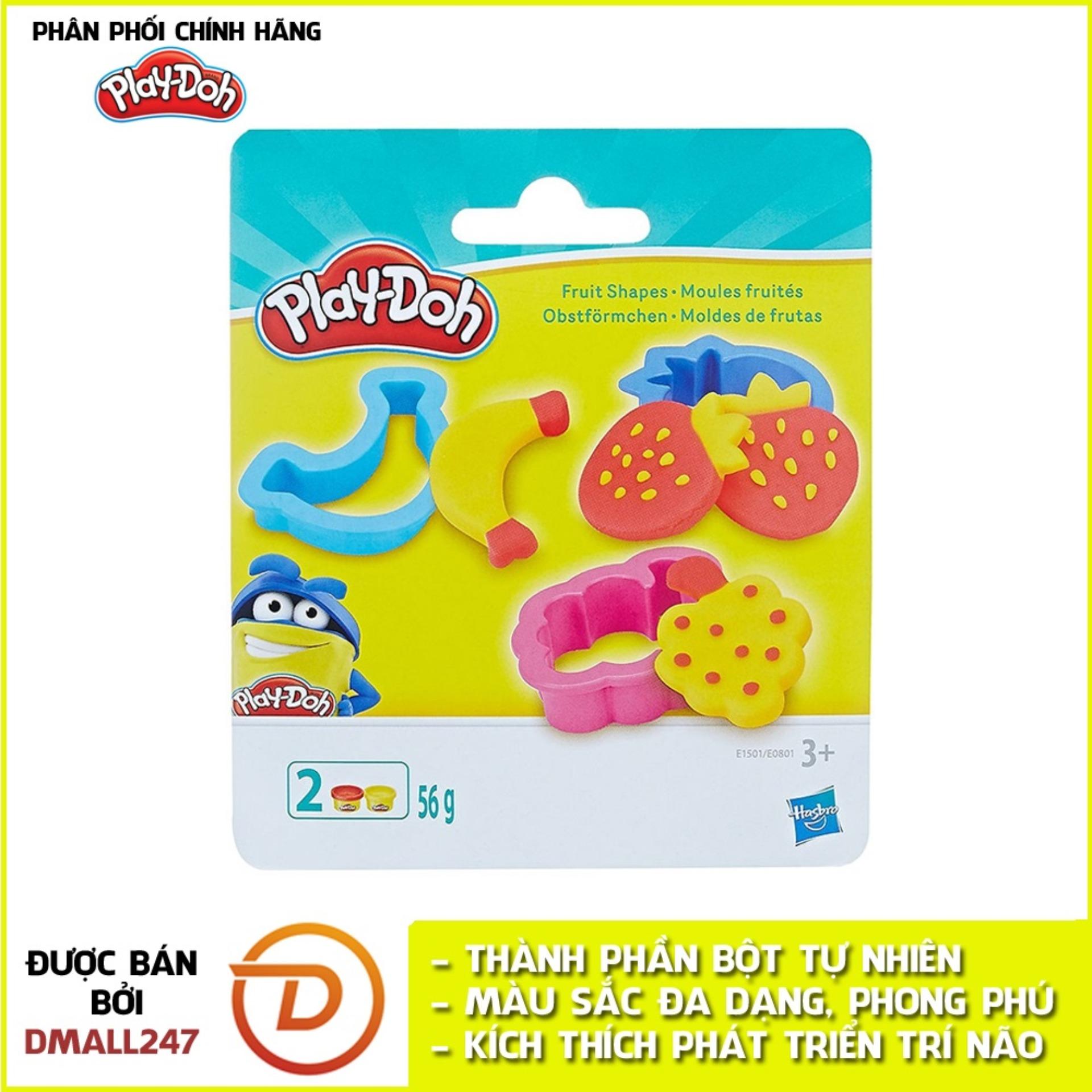 Bộ Bột Nặn Tạo Hình đầu đời Play-Doh E0801 Giá Siêu Rẻ