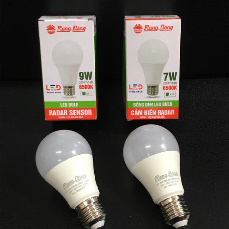 Bóng đèn rạng đông cảm biến 7W