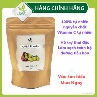 Bột Amla nguyên chất Viet Healthy 200gr thumbnail