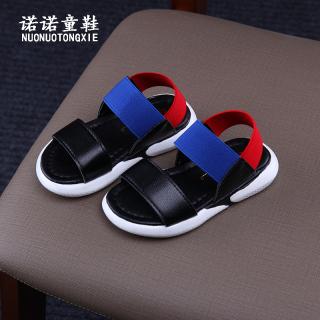 2020 Mùa Hè Mẫu Mới Giày Trẻ Em Giày Đế Mềm Phiên Bản Hàn Quốc Dễ Phối Bao Giày Lười Bé Gái Chống Trượt Dép Bé Trai Giày Đi Biển thumbnail