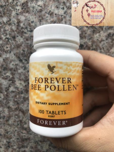 (RẺ VÔ ĐỊCH) Viên Phấn Ong Forever Bee Pollen 026 Flp