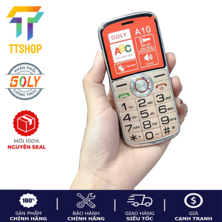 Điện thoại Goly A10 Loa 5D Viền thép Màn hình 1.8 Pin 1.000 mah - Mới nguyên seal - Hàng chính hãng thumbnail