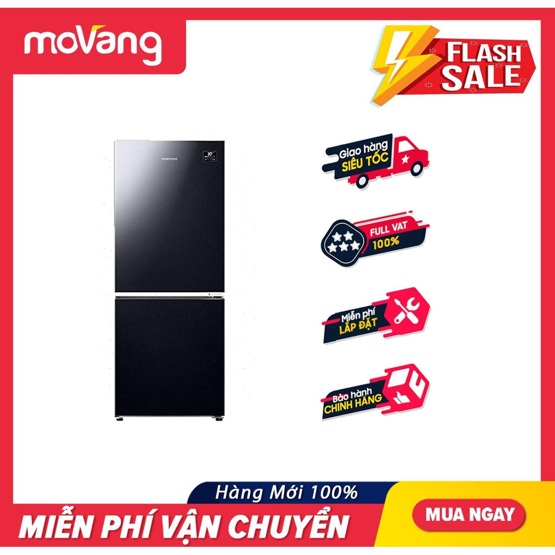 [TRẢ GÓP 0%] Tủ lạnh Samsung Inverter 280 lít RB27N4010BU/SV