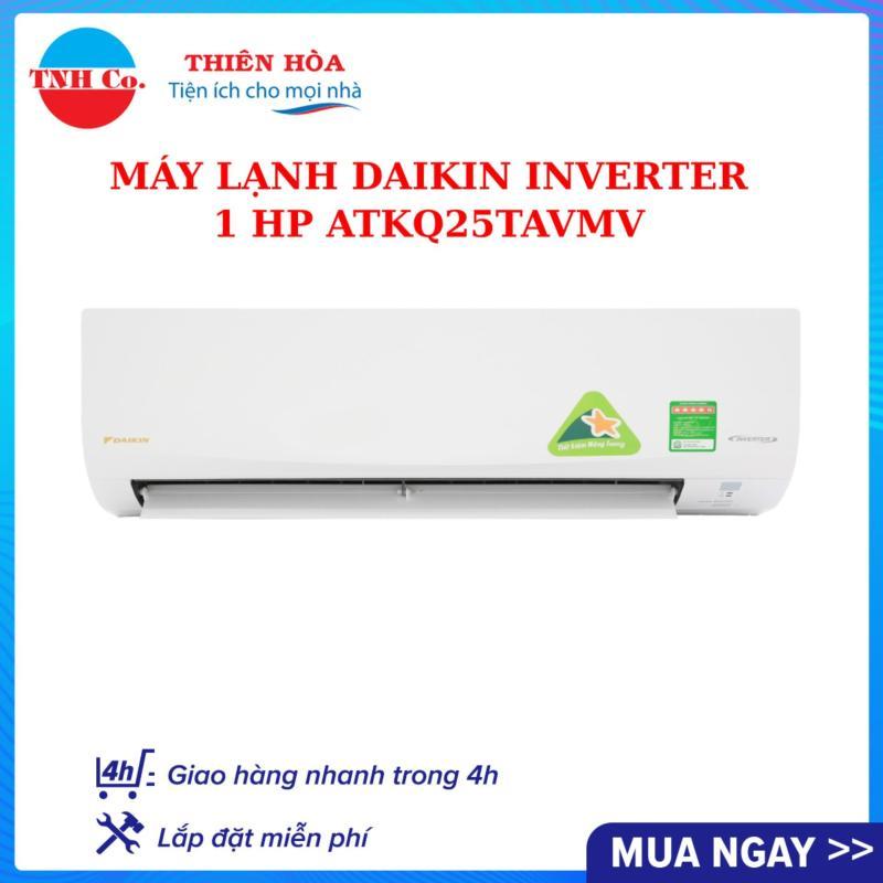 Bảng giá Máy lạnh Daikin inverter 1 HP ATKQ25TAVMV