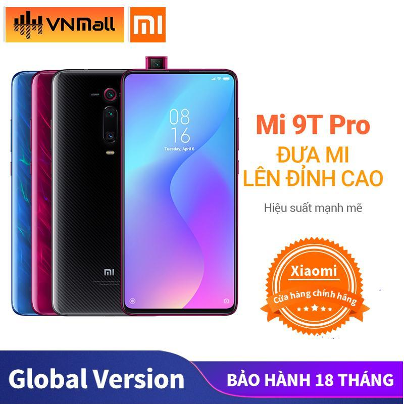 Xiaomi Mi9T Pro 6GB- 128GB bản quốc tế (Đen / xanh / đỏ / Trắng), Camera Pop up, mặt lưng sợi carbon, màn hình siêu tràn viền - Bảo hành 18 tháng