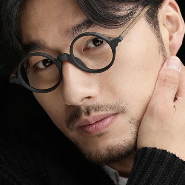 Giá bán Gọng kính gỗ Posesion Toko phong cách Vintage mắt kính tròn handmade thiết kế tại Nhật Bản