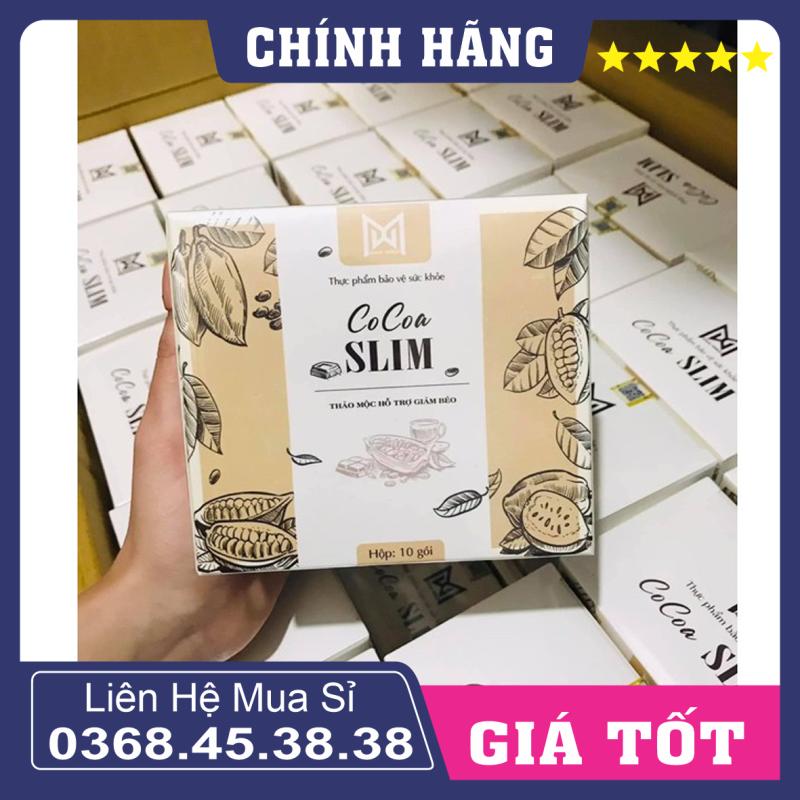 Giảm Cân cấp tốc an toàn hiệu quả 100%  Cocoa Slim MẪU MỚI  Không Giảm Hoàn Tiền