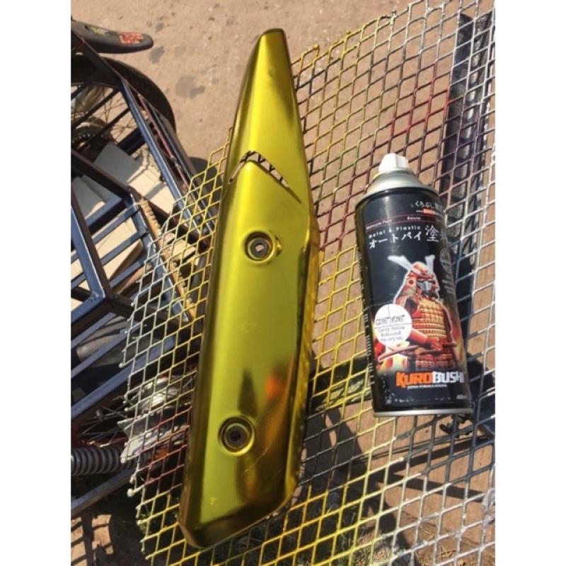 Y016-xịt samurai màu vàng candy chất lượng đảm bảo an toàn đến sức khỏe người sử dụng cam kết hàng đúng mô tả
