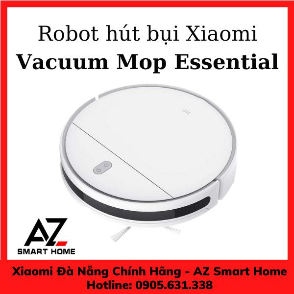 Robot hút bụi-lau nhà Xiaomi Vaccum Mop Essential (Bản quốc tế)
