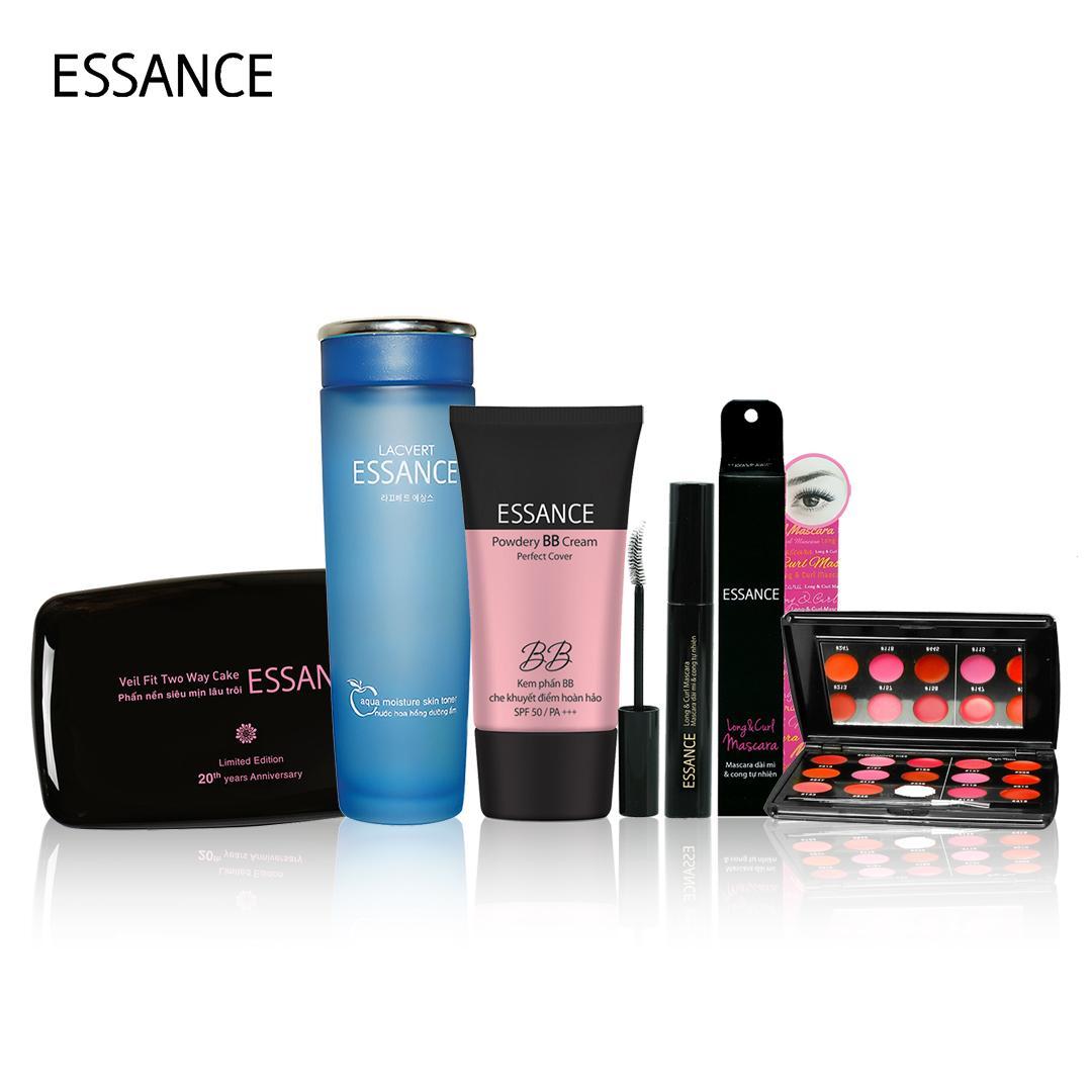Bộ Makeup cơ bản Essance 5 món tốt nhất