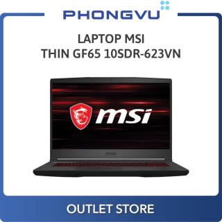 Laptop MSI Thin GF65 10SDR-623VN (i5-10300H) (Đen) - Laptop cũ thumbnail