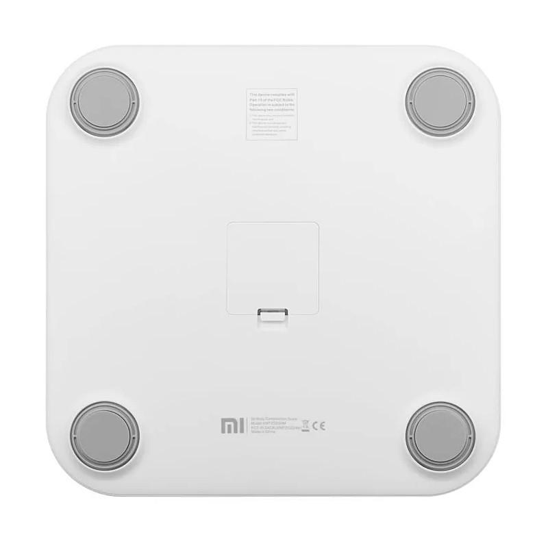 Cân điện tử Xiaomi Body Fat Scale 2 Universal 2020 (Liên kết apps MiFit-Tiếng Việt)