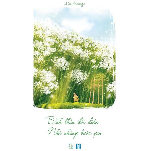 Sachnguyetlinh - Bình Thản Đối Diện, Nhẹ Nhàng Bước Qua - Tác Giả: Du Phong (nguyetlinhbook)