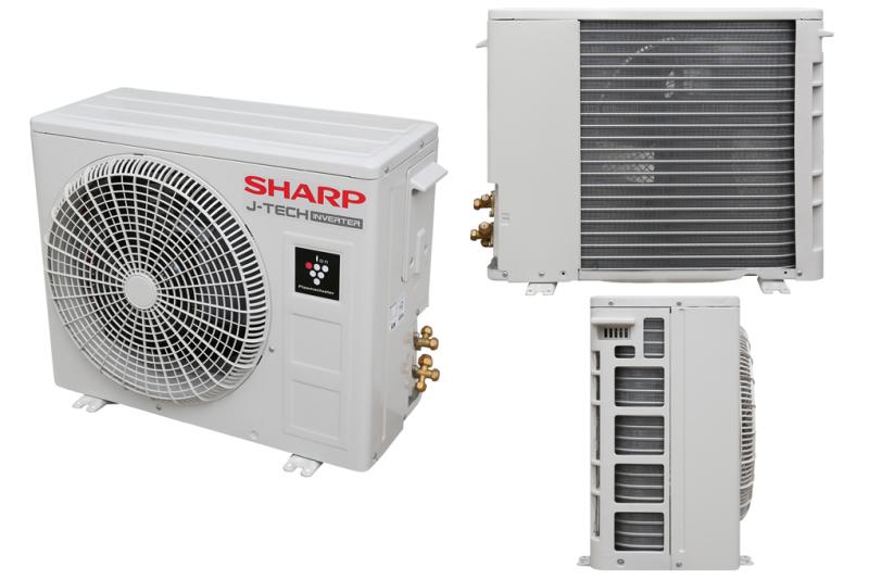 Máy lạnh Sharp Wifi Inverter 1 HP AH-XP10WHW