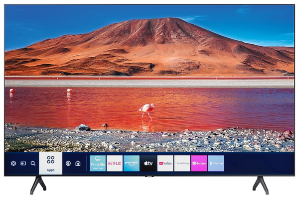 Bảng giá Smart Tivi Samsung 4K 65 inch UA65TU7000 mẫu 2020