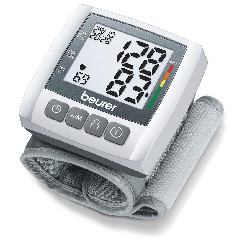 Nơi bán Máy đo huyết áp điện tử cổ tay Beurer BC 30