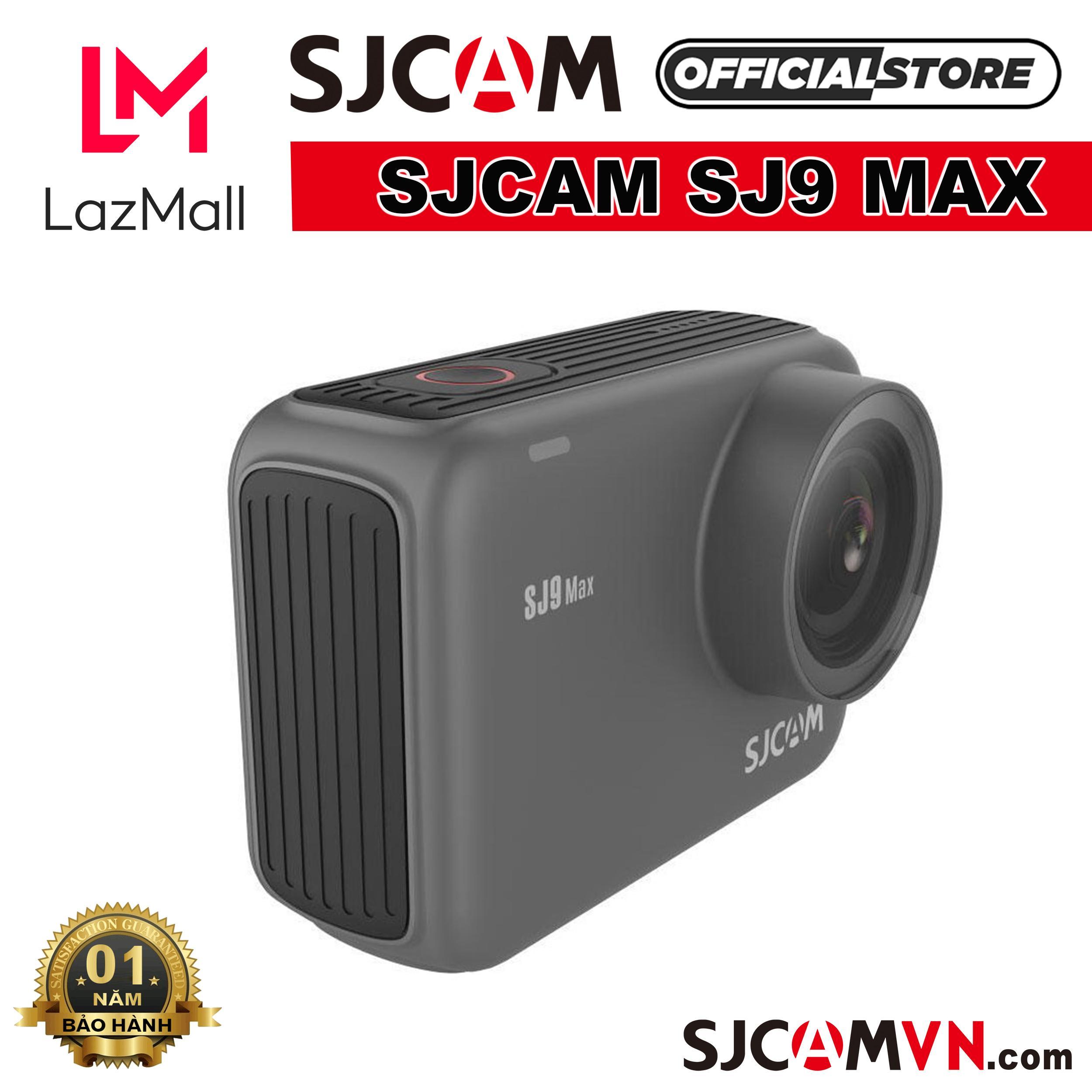 Offer Khuyến Mại Camera Hành Trình SJCAM SJ9 MAX 4K WiFi - Hãng Phân Phối Chính Thức