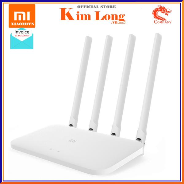 Bảng giá Bộ Phát Wifi Xiaomi Router 4A Dual Wifi Bản Tiếng Anh Quốc Tế - Bảo hành 12 tháng chính hãng Phong Vũ