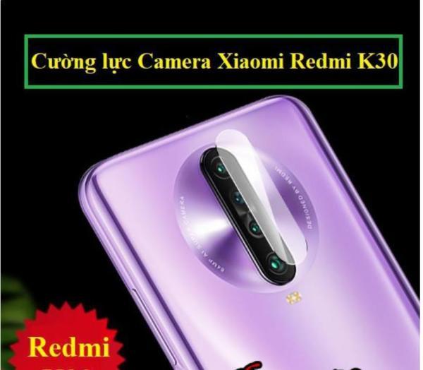 Cường lực camera Redmi K30