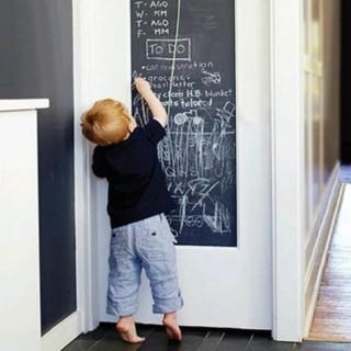 Giấy dán tường dạng bảng đen viết phấn Kích thước 60 x 200 thumbnail