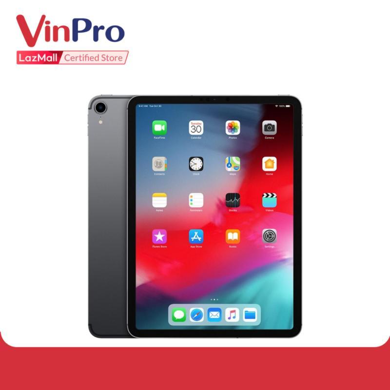 Máy tính bảng iPad Pro 11  Wifi 64GB Xám- Màn hình IPS Retina 11 inch- CPU Apple A12X Bionic- RAM 4GB  ROM 64GB- Camera 12MP f/1.8- Hệ điều hành iOS 12- Kết nối: chỉ Wi-Fi.