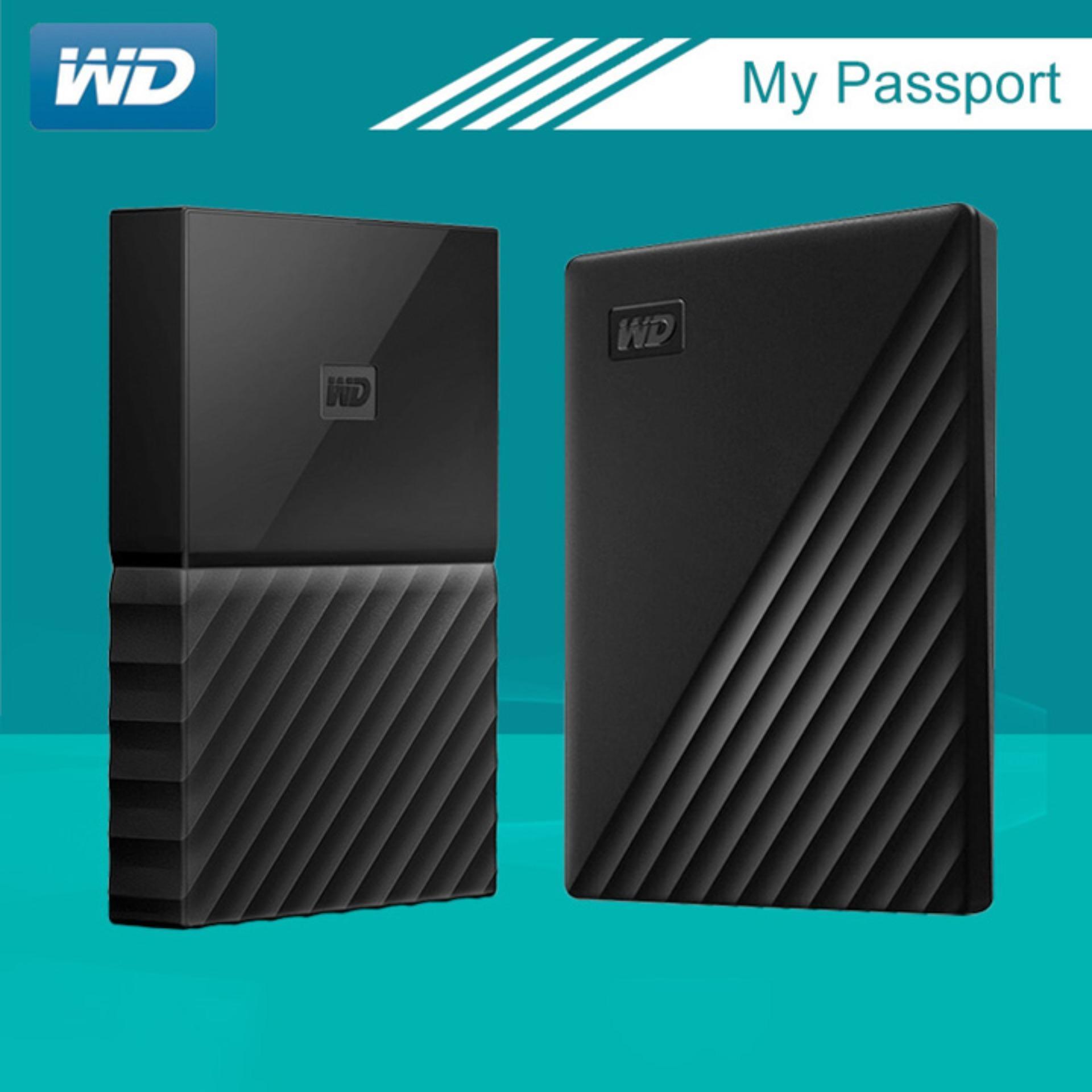 Ổ Cứng Di động Western My Passport 4TB - Hàng Nhập Khẩu Ưu Đãi Bất Ngờ