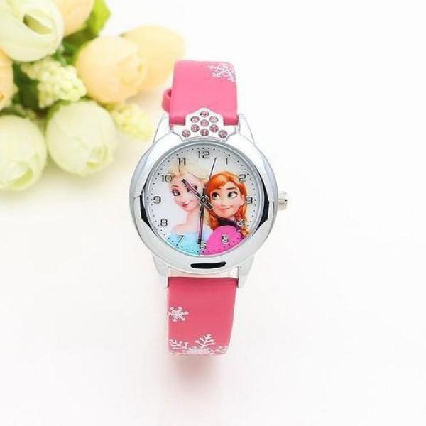 Giá bán Đồng hồ trẻ em Elsa và Anna